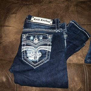 Rock revival jeans bought at Buckle